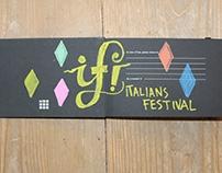 IF! Italians Festival x Moleskine - Milano