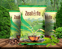 Zealcafe Packaging