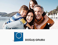 Dogus Group Web Site