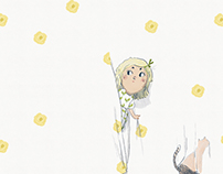 Tiny girl