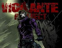 Vigilante Project Press Kit for San Diego Comic Con
