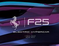 Ferrari F25