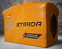 STRADA - A sua nova bateria