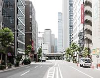 Empty Tokyo
