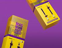Maybelline New The Magnum Volum Express Press kit
