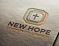 Logo for New Hope Community Church