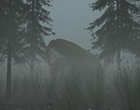 Field & Fog (Render)