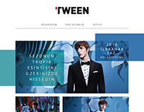 Damat / Tween e-mailing & banner designs