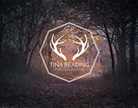 Tina Reading Photography - Logo Design
