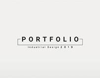 Industrial Design Portfolio 2019