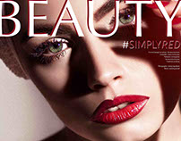 ADV BEAUTY #Simplyred