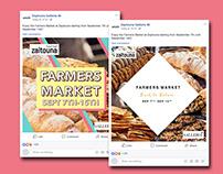 Zaitouna Food Hall Facebook Posts