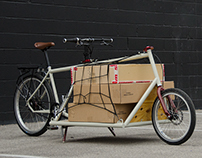 Large Capacity Cargo Bicycle