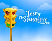 Cuento: José y el Semáforo nuevo