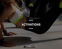NIKE   Nike Training App