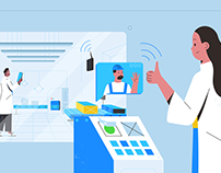 Parsec Smart Devices — Brand Animation
