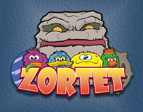 Zortet Character Design