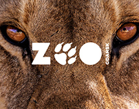ZOO Gdańsk / rebranding