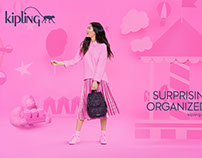 KIPLING FALL 2017 CAMPAIGN EVERYDAY