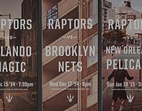 Toronto Raptors Season Tickets 2014-2015