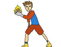 Final Ilustration for Character Desgin