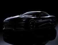 Aston Martin Vanquish - CGI