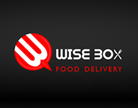 Website and app for Wise Box Food Delivery