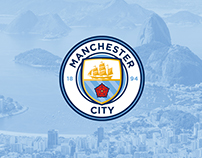 Manchester City Game Watch in Rio de Janeiro