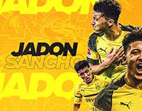 Jadon Sancho - POSTER