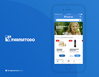 Farmatodo App Ecommerce