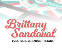 LuLaRoe Brittany Sandoval - Brand Identity