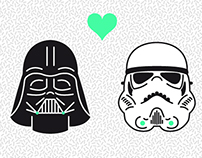 Star Wars Valentine's Day