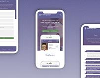 TradeaGrape mobile Responsive site