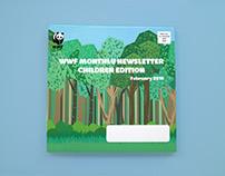 WWF Newsletter for Children