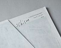 Schism Mag / Issue 1