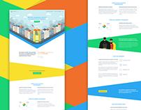 Creators School Landing Page