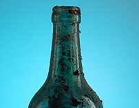 Cracked bottles