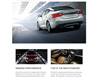 Middletown Nissan Email With Animated Header