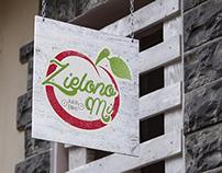 Zielono Mi - Logo design