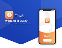 Musify - Mobile App UI