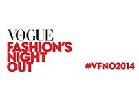 Vogue - Fashion's Night Out 2014