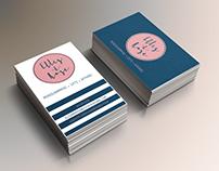 Elllis & Rose Branding + Business Card