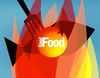 Good Food Rebrand