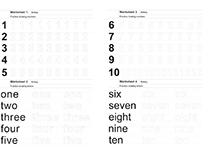 Children's Worksheets