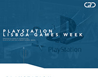 PlayStation - Lisboa Games Week
