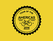 Tour of the Americas Logo