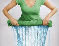 Campaña Comfort Water Saving