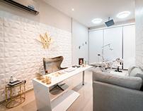 White SmileAesthetic Dental Club · Interior Design