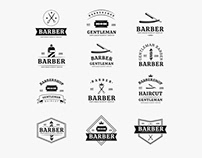 Barber Badge
