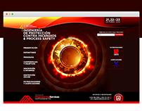 Engineering Services - Microsite diseño y maquetación